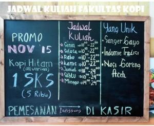 Jadwal Kuliah FK