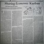 Sharing Economic Kurban